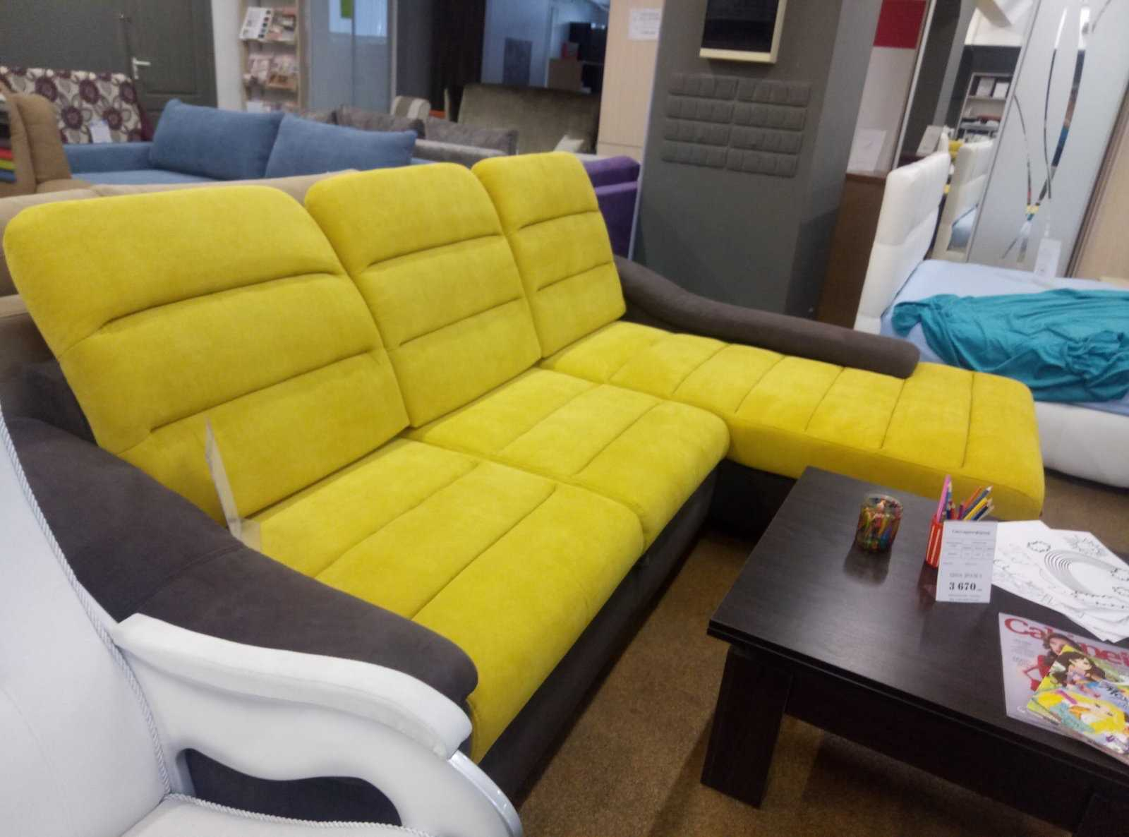 Сorner sofa  KELLY